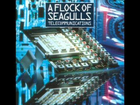 A Flock Of Seagulls - Telecommunication (1981)