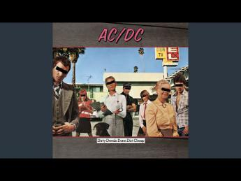 AC/DC - Dirty Deeds Done Dirt Cheap (1981)