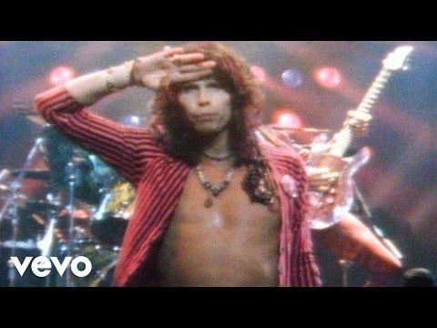 Aerosmith - Let The Music Do The Talking (1985)