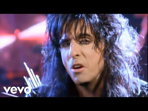 Alice Cooper - Bed of Nails (1989)