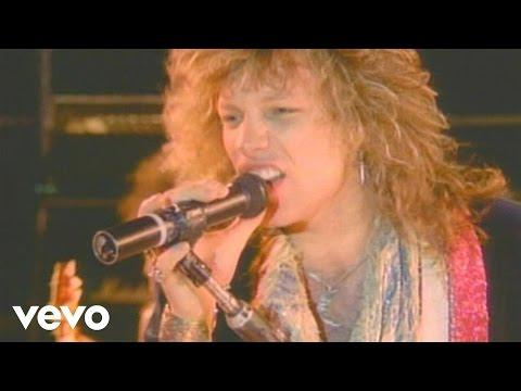 Bon Jovi - In And Out Of Love (1985)