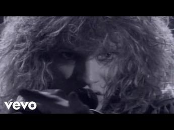 Bon Jovi - Livin' On A Prayer (1986)