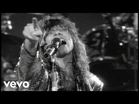Bon Jovi - Wanted Dead Or Alive (1987)