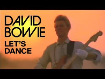 David Bowie - Let's Dance (1983)