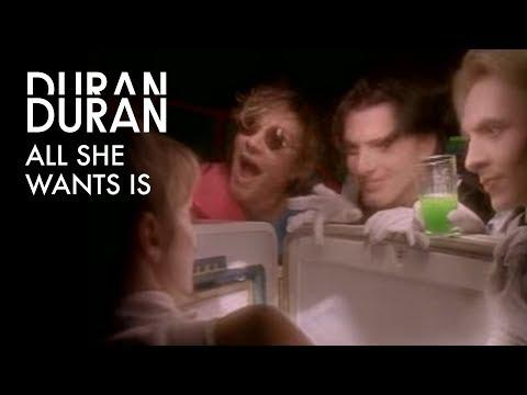 Duran Duran - All She Wants Is (1988)