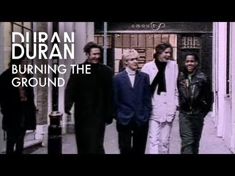 Duran Duran - Burning The Ground (1989)