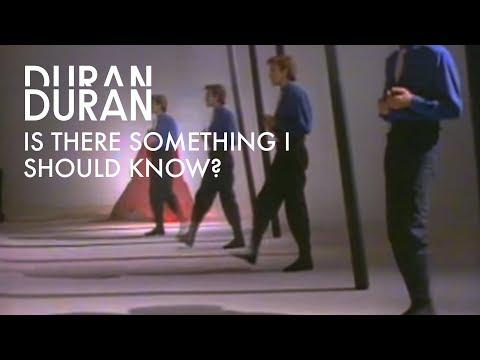 Duran Duran - Is There Something I Should Know? (1983)