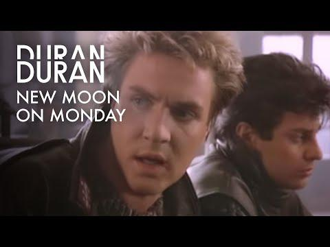 Duran Duran - New Moon On Monday (1984)