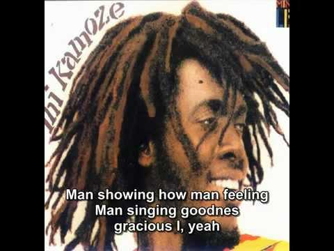 Ini Kamoze - World A Music (1983)