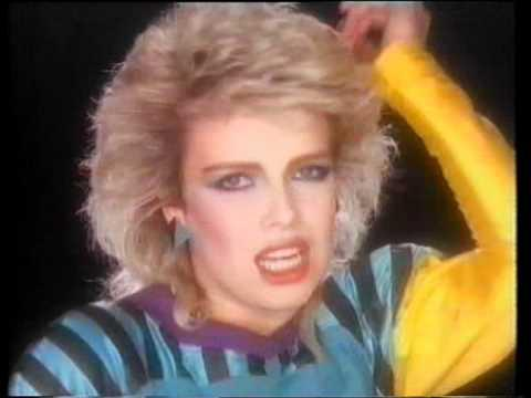 Kim Wilde - The Second Time (Go For It) (1984)