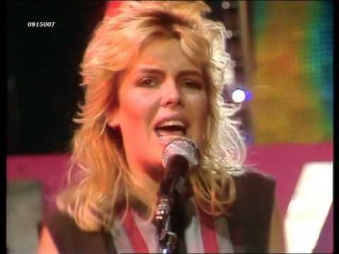 Kim Wilde - Water On Glass (1981)