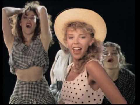 Kylie Minogue - The Loco-motion - (1987)