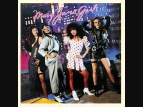 Mary Jane Girls - All Night Long  (1983)