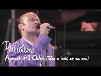 Phil Collins - Against All Odds (Take A Look At Me Now) (1984)