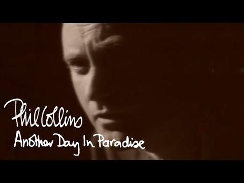Phil Collins - Another Day In Paradise (1989)