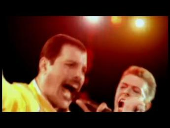 Queen & David Bowie - Under Pressure (1981)