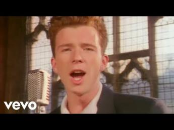 Rick Astley - Never Gonna Give You Up (1987)