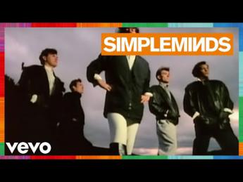 Simple Minds - Alive And Kicking (1985)
