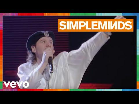 Simple Minds - Sanctify Yourself (1986)