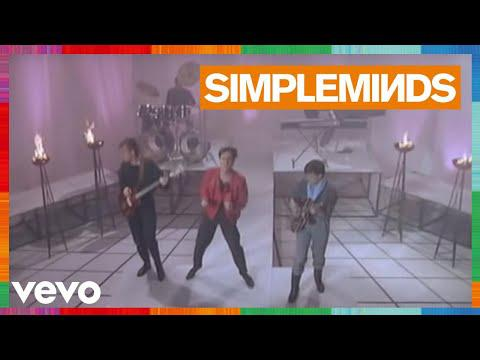 Simple Minds - Up On The Catwalk (1984)
