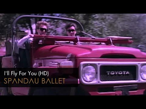 Spandau Ballet - I'll Fly For You (1984)