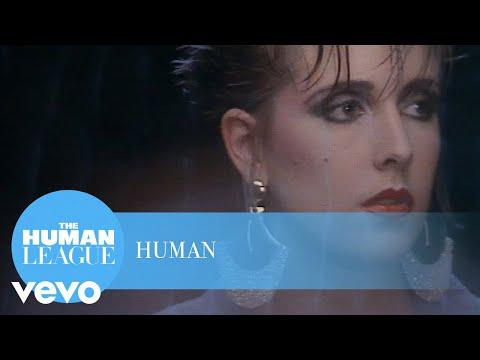 The Human League - Human (1986)