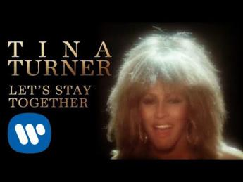Tina Turner - Lets Stay Together (1983)