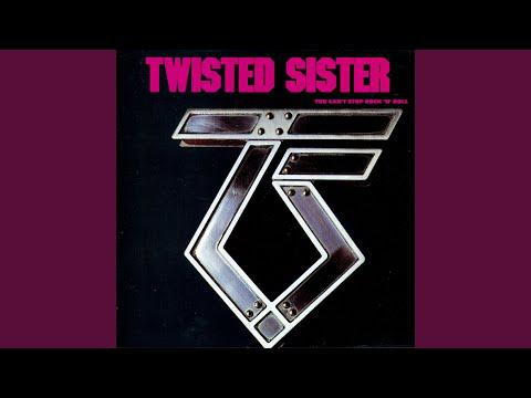 Twisted Sister - The Kids Are Back (1983)
