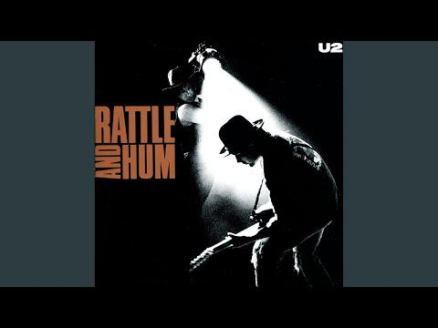 U2 - Angel Of Harlem (1987)
