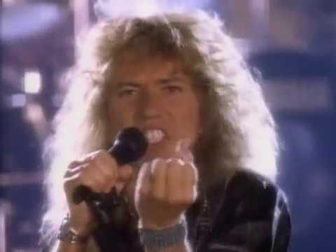 Whitesnake - Here I Go Again (1987)