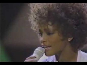 Whitney Houston - All At Once (1985)