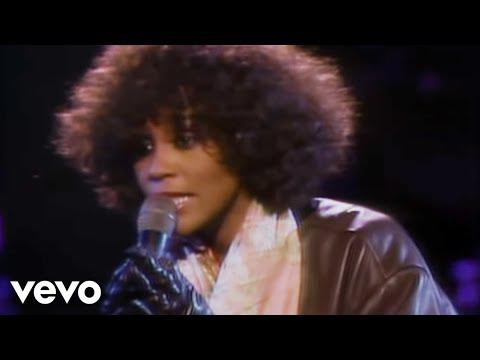 Whitney Houston - Didn't We Almost Have It All (1987)