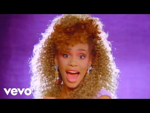 Whitney Houston - I Wanna Dance With Somebody (1987)