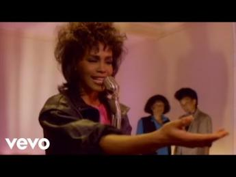 Whitney Houston - You Give Good Love (1985)