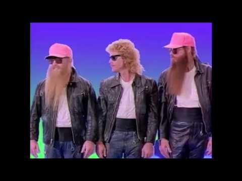 ZZ Top - Velcro Fly (1986)